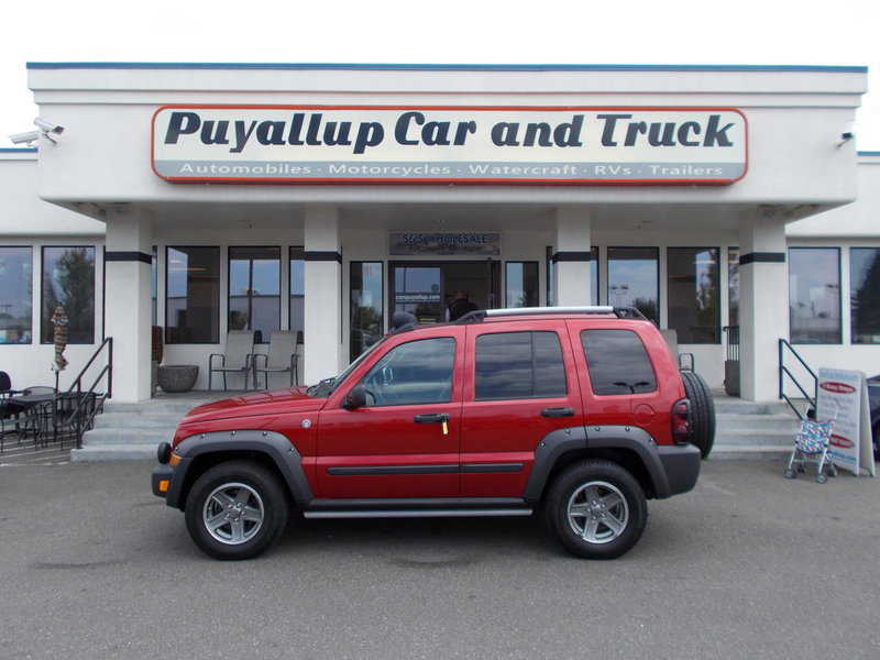 Used Jeep Liberty For Sale >> Used Jeep Liberty For Sale In Puyallup Puyallup Car And Truck