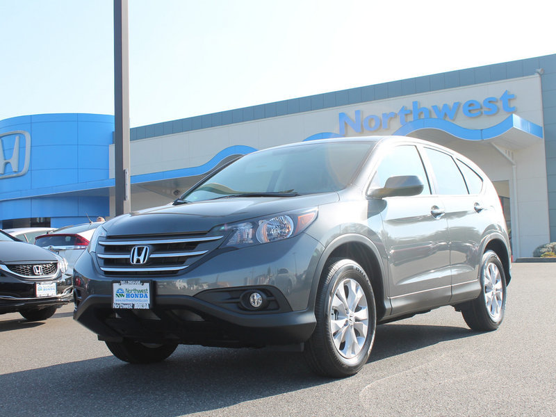 Used Honda CR-V for Sale in Bellingham at Honda of Bellingham