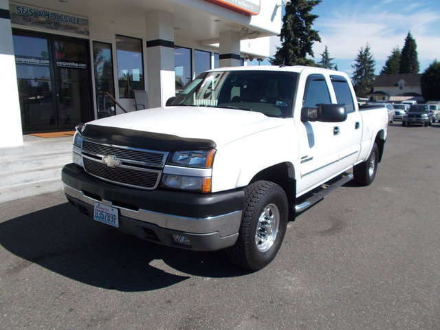 Used Chevy Silverado For Sale >> Used Chevrolet Silverado Hd For Sale Near Fife Puyallup Car And Truck