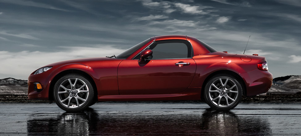 2015 Mazda MX-5 Miata for Sale near Seattle at Lee Johnson Mazda