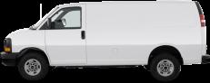 2016 Savana Cargo