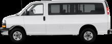 2017 Savana Passenger