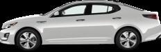 2016 Optima Hybrid