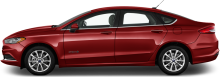 2017 Fusion Hybrid