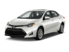 2017 Toyota Corolla LE Eco w/Package 1