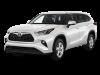 2020 Toyota Highlander Hybrid Hybrid LE