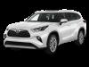 2020 Toyota Highlander Hybrid Hybrid Platinum