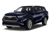 2020 Toyota Highlander Hybrid Hybrid Limited Platinum