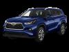 2020 Toyota Highlander Hybrid Hybrid XLE