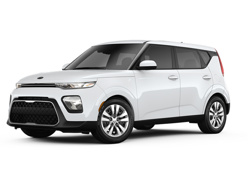 Kia Soul Near Me >> New 2020 Kia Soul Fwd Lx Manual