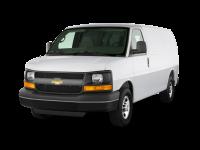 2014 Chevrolet Express Cargo Work Van Cargo