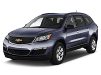 2014 Chevrolet Traverse LT Cloth 1LT