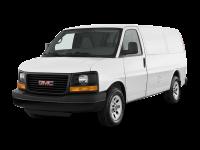 2015 GMC Savana Cargo Work Van Cargo