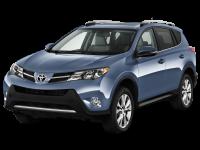 2014 Toyota RAV4 FWD 4dr Limited