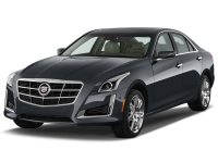 2015 Cadillac CTS 4dr Sdn 3.6L Luxury AWD