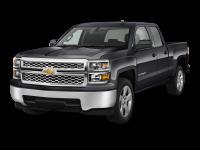2015 Chevrolet Silverado 1500 2WD Double Cab 143.5 LTZ w/1LZ