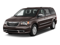 Used 2015 Chrysler Town and Country Touring-L