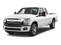 2015 Ford F-250 Super Duty 2WD SuperCab 158 XL