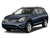 2015 Nissan Rogue Select S Appearance Package Convenience Package
