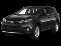2015 Toyota RAV4 XLE AWD SUV