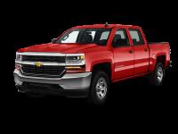 2016 Chevrolet Silverado 1500 2WD Crew Cab 143.5 LT w/1LT