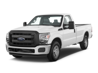 2017 Ford F-250 Super Duty XL 4WD REG CAB 8' BOX