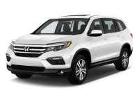 2017 Honda Pilot EX-L w/Rear Entertainment System