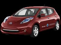 2017 Nissan LEAF SV