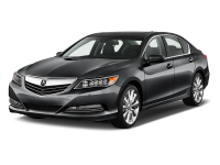 2017 Acura RLX Sedan Sport Hybrid w/Advance Pkg