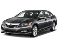 2017 Acura RLX with Technology Package