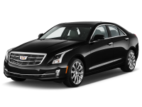 Used 2017 Cadillac ATS Luxury RWD