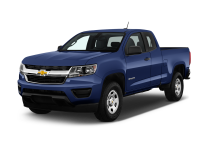 New 2018 Chevrolet Colorado Work Truck
