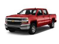 New 2018 Chevrolet Silverado 1500 1LZ