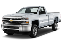2017 Chevrolet Silverado 2500HD Work Truck Fleet
