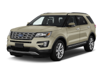 2017 Ford Explorer Limited Demonstrator