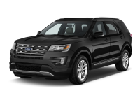 2017 Ford Explorer XLT demo