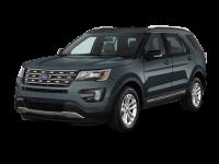 New 2017 Ford Explorer XLT