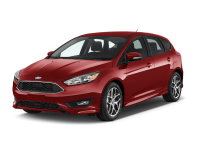 New 2017 Ford Focus SE