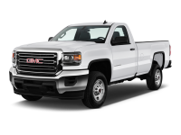 2017 GMC Sierra 2500HD Base