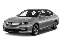 2017 Honda Accord EX-L w/Navigation and Honda Sensing