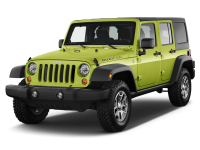 2017 Jeep Wrangler Unlimited Unlimited Rubicon GPS