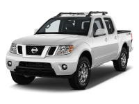 2017 Nissan Frontier Crew Cab 4x4 PRO-4X Auto