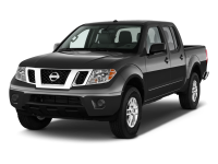 2017 Nissan Frontier SV Value Truck Package