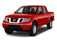 2017 Nissan Frontier Crew Cab 4x2 SV V6 Auto