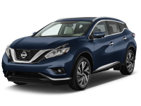 2017 Nissan Murano Platinum Technology Package