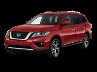 2017 Nissan Pathfinder FWD Platinum