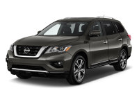 New 2017 Nissan Pathfinder Platinum