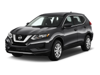 2017 Nissan Rogue 2017.5 FWD S