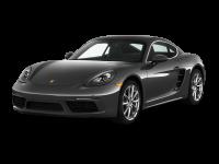 2017 Porsche 718 Cayman Coupe