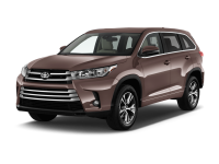 2017 Toyota Highlander Hybrid Hybrid LE